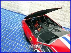1/18 Kyosho Ferrari 365 Gtb/4 Competizione # 64