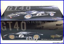 112 ACME FORD GT40 MK II Le Mans WINNER 1966 Chris Amon, Bruce McLaren UNOPENED