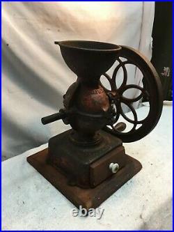 Antique Enterprise Coffee Grinder No 2215, Pat July 12 1898 Philadelphia PA
