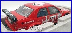 Autoart 1/18 Scale Model Car 89303 Alfa Romeo 155 V6 TI #8 DTM Zolder 1993