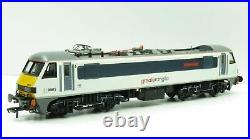 Bachmann OO Class 90 90015 Colchester Castle Abellio Greater Anglia (Repaint)