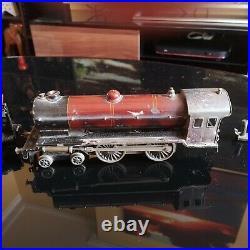 Bassett-Lowke 0 Gauge 6690/0 4-4-0 Enterprise Live Steam Loco & Tender 6285 Red