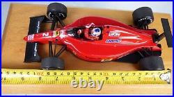 Bespoke Detail Nigel Mansell Ferrari 641/2 1990 Ferrari F1 118 Exoto Toy Car