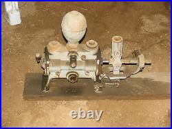 CAST IRON RED JACKET HAND PUMP For Steam Tractors
