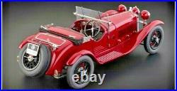 CMC 118 1930 Alfa Romeo 6c 1750 Grand Sport Red Item M-138