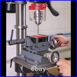 CV4P Sealey Cross Vice 100mm Professional Vices Machine Shop