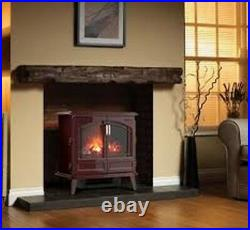 Dimplex Grand Rouge Optimyst 2kw Electric Stove Rtopstv20gr Rrp£625