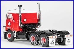 Drake Z01500 MACK F700 6x4 Prime Mover Mack Red Scale 150