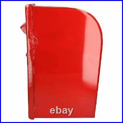 ER Royal Mail Post Letter Box Replica Cast Iron Red Post Office & Wall Mount