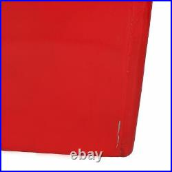 ER Royal Mail Post Mail Letter Box Replica Cast Iron Red Lockable Damaged Paint