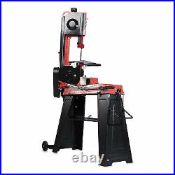 General International BS5205 4.5 Inch Metal Cutting Bandsaw with Cast Iron Vise