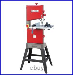 Holzmann HBS245HQ 245mm Bandsaw with Floor Stand Cast Iron Table + UK Seller