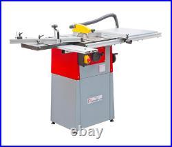 Holzmann TS200 200mm Table Saw Bench Cast Iron + Sliding Carriage + 60mm depth
