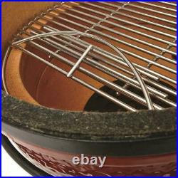 Kamado Joe Junior Ceramic Grill BBQ Smoker