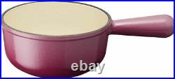 Le Creuset Gas IH Oven Compatible Saucepan 180mm Limited Color Berry