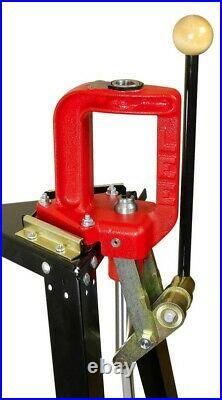 Lee Precision Classic Cast Press Rigid Cast Iron Construction WithAdj Handle 90998