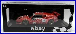 Minichamps 1/18 Scale 155 812935 BMW M1 BASF Team GS Sport 6H Silverstone 1981
