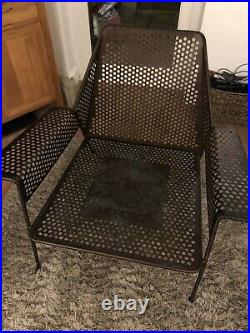 Moroso Diesel Arm Chair Now With Moroso Cushions Plate Been Re Welded See Photos