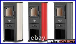 NEW Blist STOVE 3 Colours Men's cave shed wood log burner Woodburner Multifuel