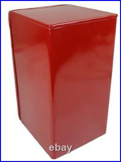 Postbox Letter Post Box Cast Iron Post Office Red Medium