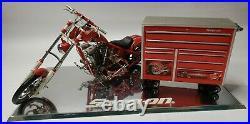 RARE SSX2529 Snap-On/OCC The Chopper 1/10 Collector Model BNIB