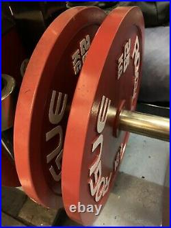 ROGUE CALIBRATED 25 KG STEEL PLATES One Pair