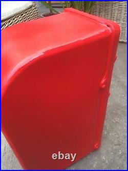 Royal Mail Post Box GR RED Vintage style Re cast Post Box Post Box Cast Iron
