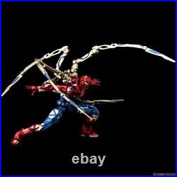Sentinel Fighting Armor Iron Spider Non-scale ABS & Diecast Painted Action Figur