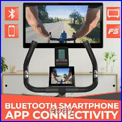 Smart Spin Bike Bluetooth App Sports Exercise Cycle Live Training Kinomap Zwift