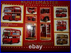 Sunstar Routemaster London Bus 1/24 No 2908 Die-cast Model Ltd Ed. Brand New
