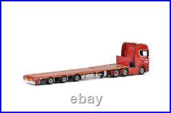 WSI 02-2293 Scania CS Highline 6x2 with 3axle Nooteboom Megatrailer Redline 150