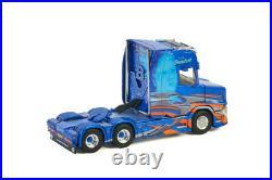 WSI 05-0082 Vlastuin Torpedo 6x2 Truck Prime Mover Morten Rasmussen Scale 150