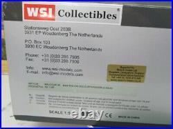 WSI Search Impex. MAN TGX XXL & Curtainside Trailer. WH Malcolm. 150. 02-1141